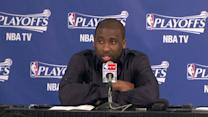 Press Pass: Raymond Felton