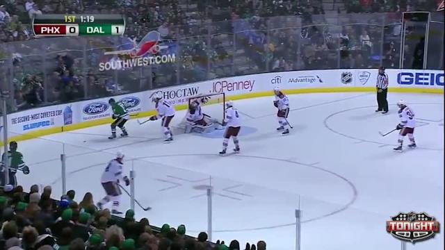 Phoenix Coyotes at Dallas Stars - 02/08/2014