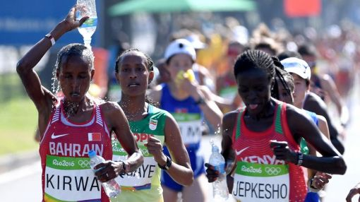 Indian marathoner who ran without water in Rio heat thought she would die