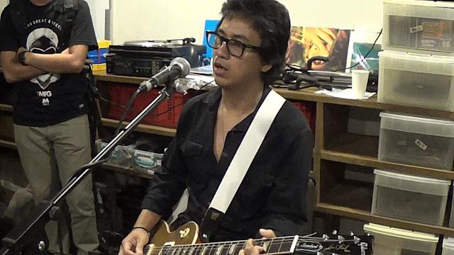 Eraserheads in PH rehearsals for SG gig