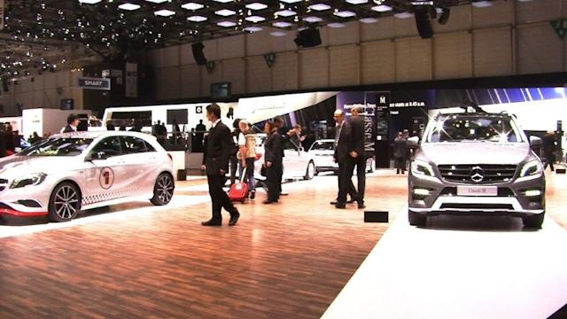 SUV sales buck the trend