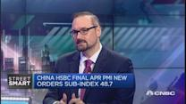 'Things are chugging along in China': Nash