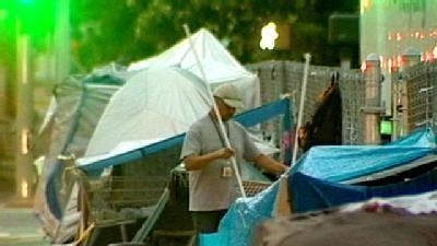 Hawaii's Homeless Continue To Grow