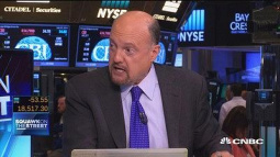 Cramer's Stop Trading: Gap, Nucor and more