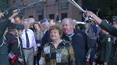 Louisville Rolls Out Red Carpet For Medal Of Honor Recipients