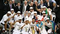 San Antonio Spurs Win Fifth NBA Title