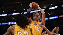RADIO: Lakers' Gasol getting more focus