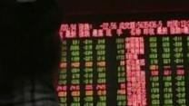 China Slump Sparks Large Wall Street Sell-Off