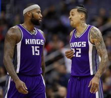 Kings' Barnes, Cousins sued for assault, battery over NYC nightclub fight