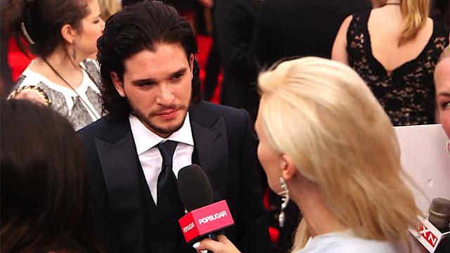 Game of Thrones' Kit Harington Promises More Death, More Fighting, and Another Wedding