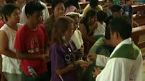 Churches in Philippines Hold Sunday Services