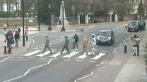 Abbey Road Webcam Entertains the Internet