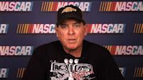 Hornaday talks about trucks returning to road course