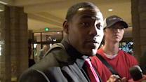 Ka''Deem Carey talks bowl game