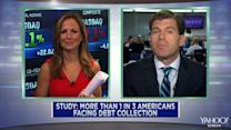 Study: More than a third of Americans have had debt sent to collection