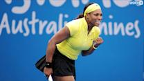 Serena Williams To Face Townsend In Open 1st Round
