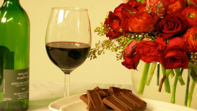 How to fight heart disease with dark chocolate and red wine