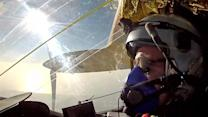 Learning to fly a solar plane