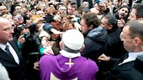 Pope Calls on Flock to Be Merciful
