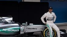 F1: Mercedes release images of new car ahead of official launch at Silverstone