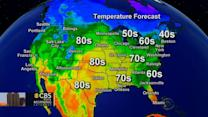 Severe weather: Threat of heavy rain and thunderstorm in the South
