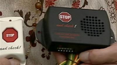 Bus Safety Alarm Insures No Child Left Behind