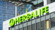 Herbalife Tests Buy Point As It Clears Key Benchmark