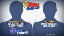 Instant Index: Lady Luck Strikes in Maryland and Florida For Mega Millions Winners