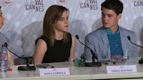Sofia Coppola presents 'The Bling Ring' at Cannes