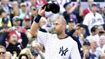 Derek Jeter's last All-Star Game