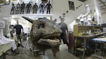 How to Make a Giant Creature - It's All In the Details: Giving a 14-Foot Creature a Giant Makeover
