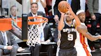 Tony Parker 2012-13 Top Plays