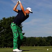 PGA Championship 2016: Justin Thomas wears 'coolest' pants of the year