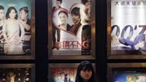 In Asia, Lighter Movies Are the Draw