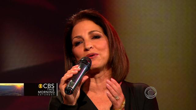 Second Cup Cafe: Gloria Estefan