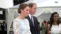 Video: Royals React to Kate Middleton's Topless Photo Scandal