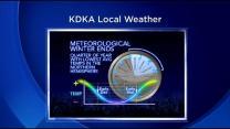 KDKA-TV Evening Forecast (3/2)