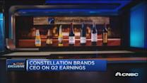 Constellation CEO talks growing beer sales