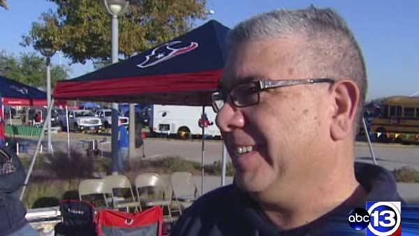Texans fans already guessing at final record