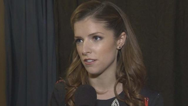 Anna Kendrick 'Chomping At The Bit' To Read 'Pitch Perfect 2' Script