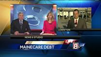 Gov. LePage touts Maine hospital debt payments