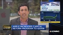 Apple beats on top, bottom line; Sells 61.2M iPhone units...