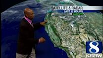 Check out your Saturday evening KSBW Weather Forecast 04 27 13