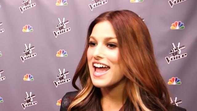 Cassadee Pope Teases I Wish I Could Break Your Heart Music Video! The Voice Interview