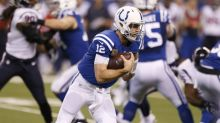 Surprise, but Andrew Luck was never healthy in 2016