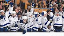 NHL Power Rankings - Lightning leading the pack