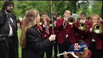 Wake Up Call from Harvard University band