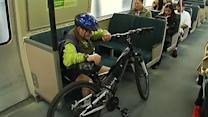 BART launches 'bikes on board' pilot program