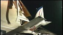Plane from Philadelphia area crashes into Virginia apartment