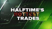 Halftime's hottest trades: Earnings plays